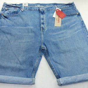 Levi's 502 Men's Denim Shorts Short Jeans 40 42 44